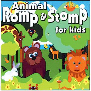 Animal Romp & Stomp (Music CD)