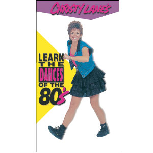 Learn the Dances of the 80's