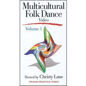 Multicultural Folk DancingVolume 1