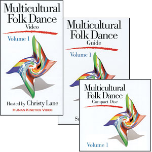 Multicultural Folk DancingVolume 1 Package