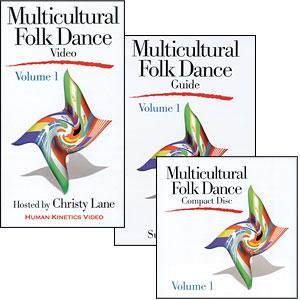 Multicultural Folk DancingVolume 1 Package