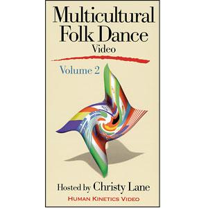 Multicultural Folk DancingVolume 2