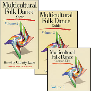 Multicultural Folk DancingVolume 2 Package