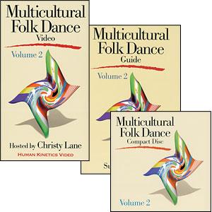 Multicultural Folk DancingVolume 2 Package