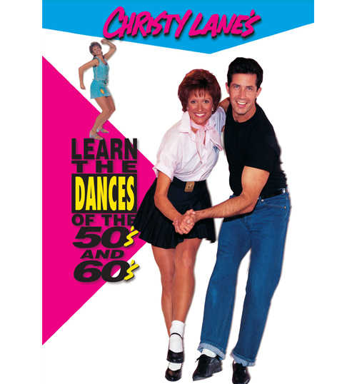 Dances of the, 50's & 60's, (DVD)