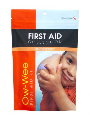 first aide ow-wee